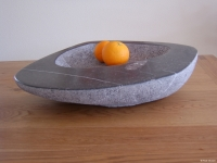 """""""Schaal"""" - Belgisch hardsteen - 2007"""