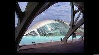 Hémisfèric, Valencia Spanje