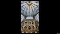 Galleria Umberto, Napels Italië