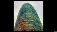 Torre Glòries, Barcelona Spanje