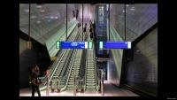 Metro Noord-Zuidlijn Vijzelgracht, Amsterdam