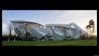Fondation Luis Vuiton, Parijs Frankrijk
