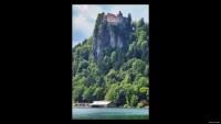 Kasteel van Bled, Slovenië