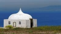 Bedevaartsplek bij Cabo Espichel