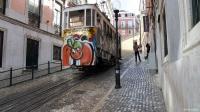 Lissabon: De Elevador da Gloria