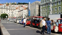 Lissabon: Praça da Figueira