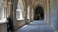 Évora, kloostergang naast de kathedraal (Sé)