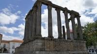 Évora: de Griekse tempel van Diane