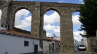 Évora: het aquaduct