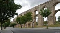 Elvas: Het aquaduct