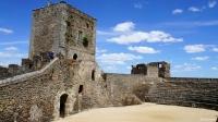 Monsaraz: Het kasteel