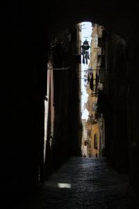 De wijk Decumani