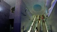 Napels, metrostation Toledo
