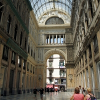 Napels, Galleria Umberto-I