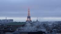 2018-12-17 Uitzicht van dak La Fayette