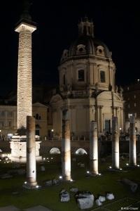 Rome-bij-nacht
